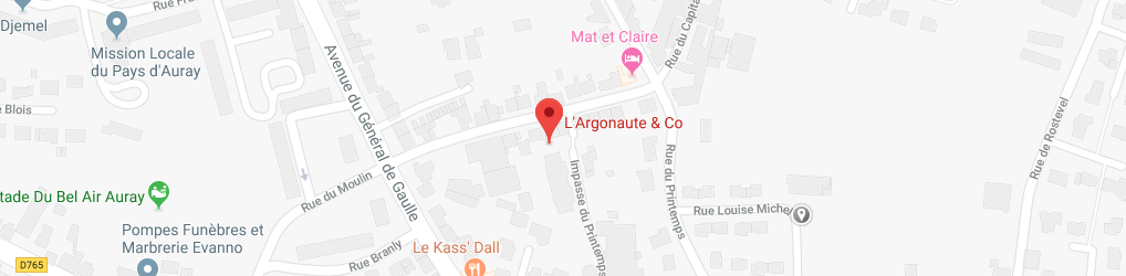 L'Argonaute & Co